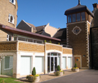 Oakham School - Junior School - Link Entrance - Project Director (with Pick Everard)